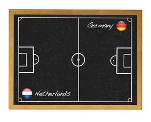 Netherlands-Germany.