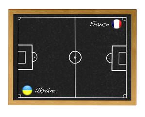 France-Ukraine.