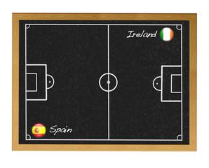 Spain-Ireland.