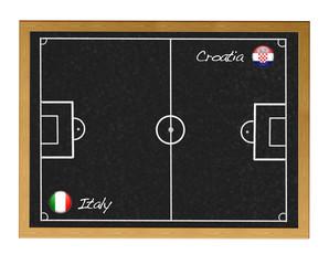 Croatia-Italy.