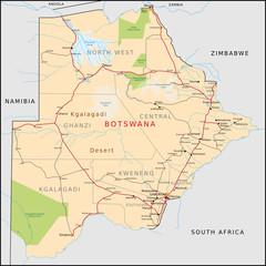 Botsuana, Botswana