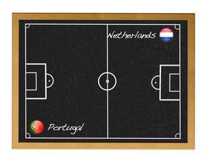 Portugal-Netherlands.