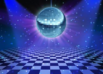 Obraz Dance Floor - fototapety do salonu