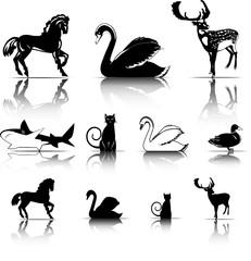 Animals symbols