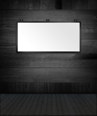 Interior Design - Dark Room