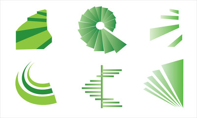 Spiral Stair Vector Stock Photos And Royalty Free Images Vectors And Illustrations Adobe Stock
