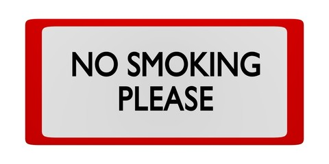 "Board ""no smoking"" 1.02"