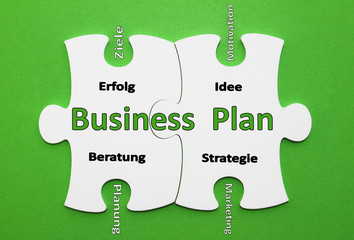 Business Plan Puzzles