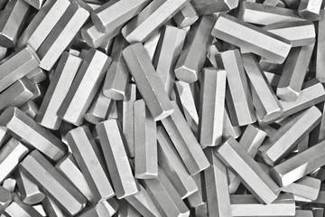 background: pile of metal details