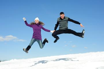 Jumping pair
