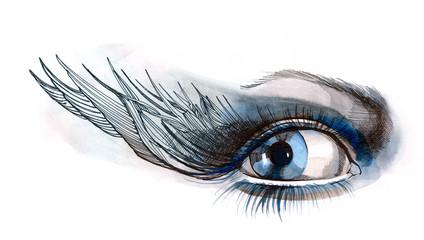 abstract eye (series C)