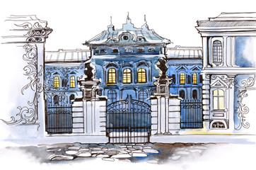 Palace (series C)