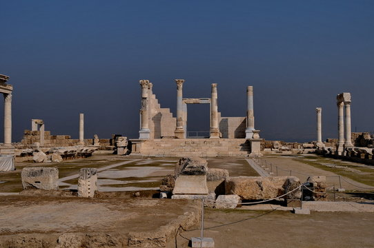 Turkey, Laodicea, historical site