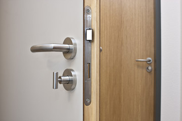 offene Tür Büro © Matthias Buehner