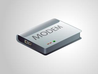 0508 Modem Icon