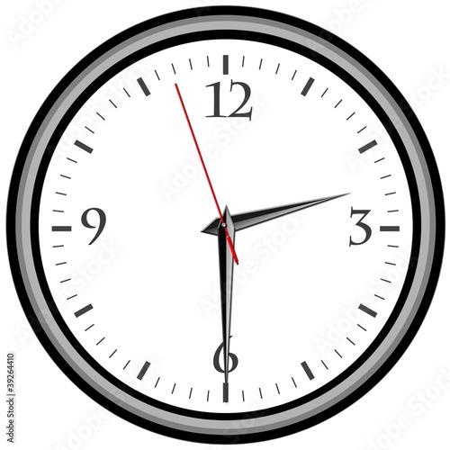 2 Am Uhrzeit