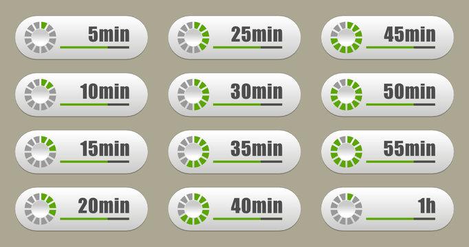 Button Set Timer