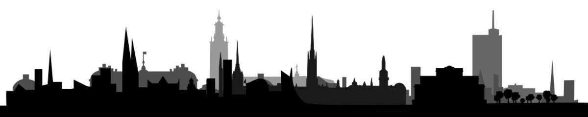 Stockholmer Skyline
