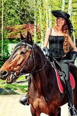 equitation ride