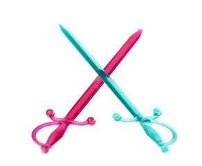 Cocktail swords