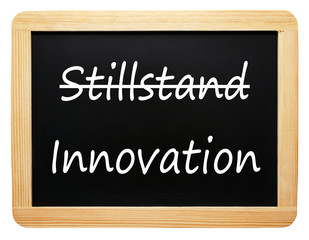 Stillstand und Innovation