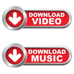 DOWNLOAD VIDEO MUSIC ICON