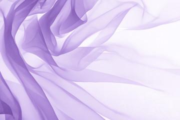 Fototapeta soft purple chiffon texture
