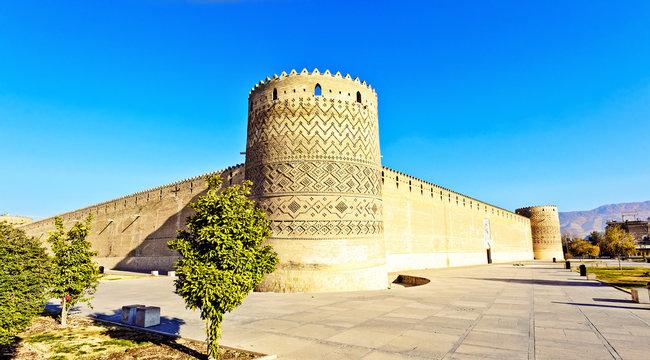 The Arg of Karim  Khan in Shiraz, Iran