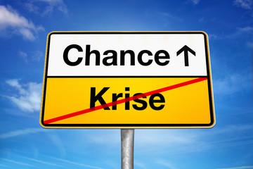 Chance Krise