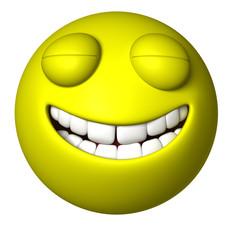 3d emotion face