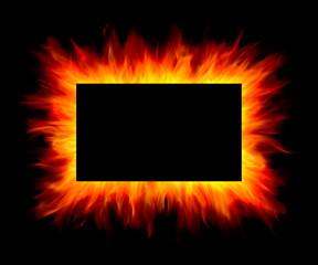 炎のフレーム