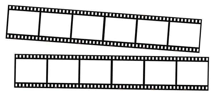 35mm film strips - XXXL