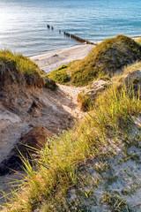 Fototapete - Ostsee Düne