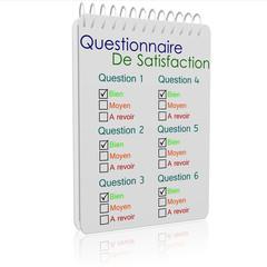 Questionnaire de Satisfaction