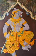Masterpiece Ramayana painting