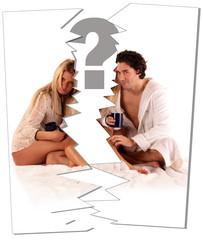 broken image after divorce