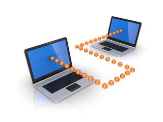 Network concept.
