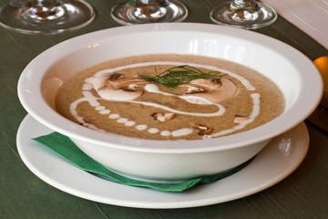 """Soup """"Parmentier"""""""