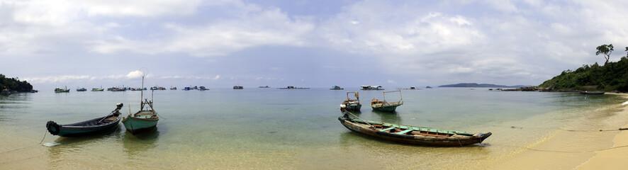 Beach at Phu Quoc Island - Vietnam
