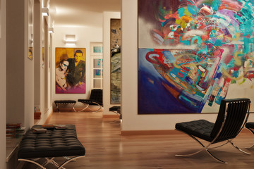 In der Bildergalerie III
