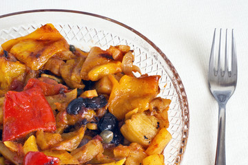 Sicilian Peperonata