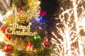Fototapete - 丸の内のクリスマス
