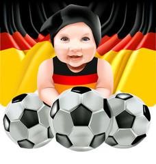 Baby Fussballer