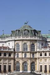 Stupinigi royal hunting palace (Turin, Italy)