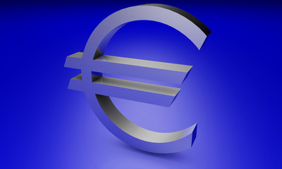 Silver euro currency