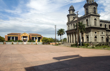 Cathedral of Santiago Presidential Palace Plaza of Revolution Ma