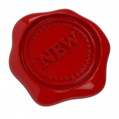 sealing wax  NEW Version