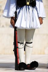 guardian of greek parliament