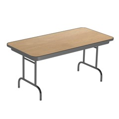 3d render of school table