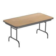 3d render of school table